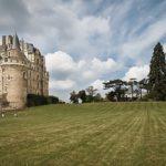 Замок Бриссак. Европа. Самый известный замок с привидениями