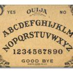 Доска для вызова духов, или Доска Уиджи.