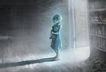 дети призраки