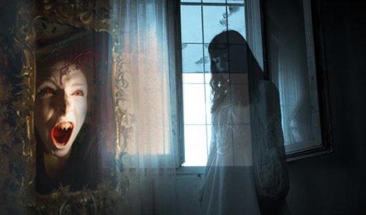 Страшные истории про призраков Тьма