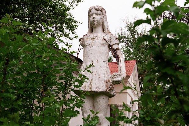 Страшные истории про призраков Девочка из лагеря