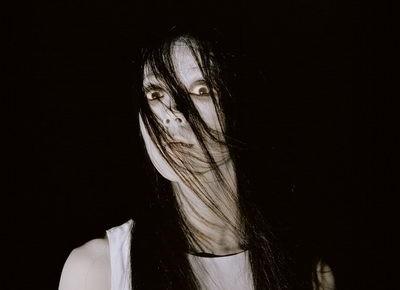 Страшные истории про призраков Глаза