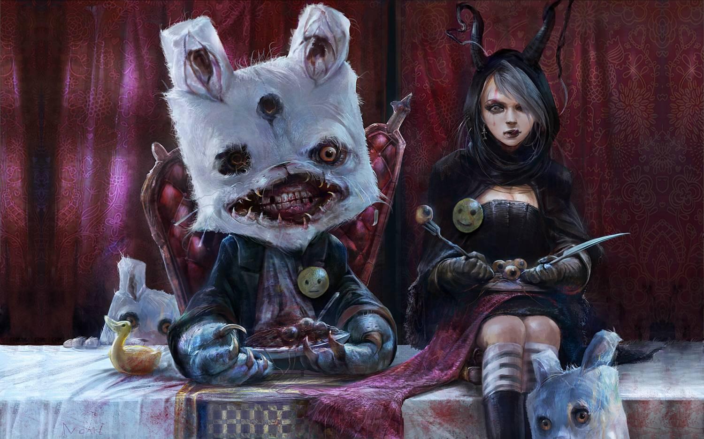 Японские страшные истории Элис
