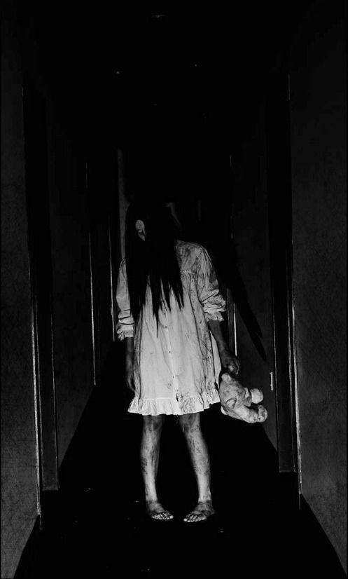 Страшные истории про призраков Жуткие истории детей о своих вымышленных друзьях